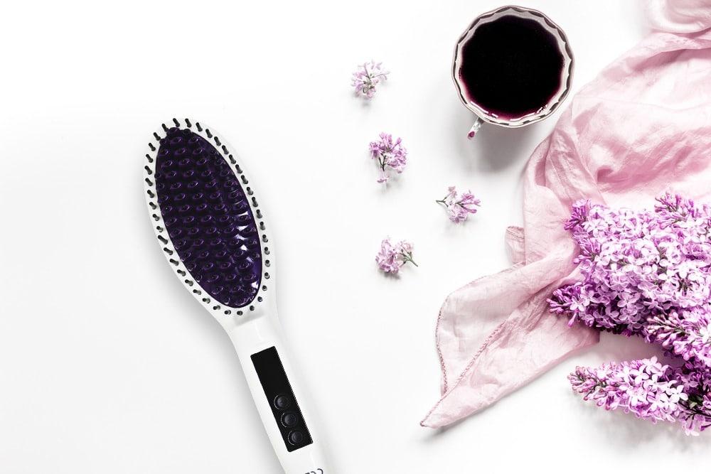 brosse lissante haut de gamme glamour par madameparis. Black Bedroom Furniture Sets. Home Design Ideas
