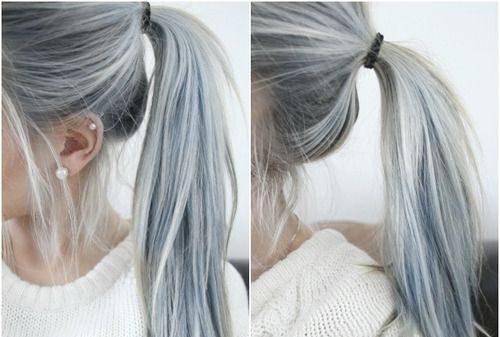 La tendance couleur cheveux 2017