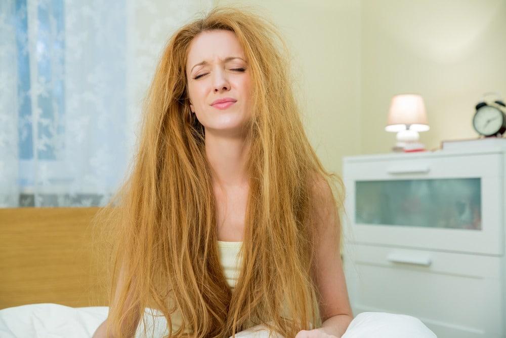 mauvais habitudes cheveux