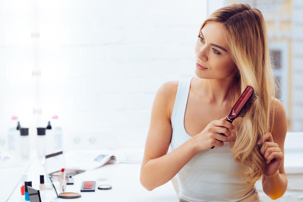 comment réparer les cheveux abimé ?