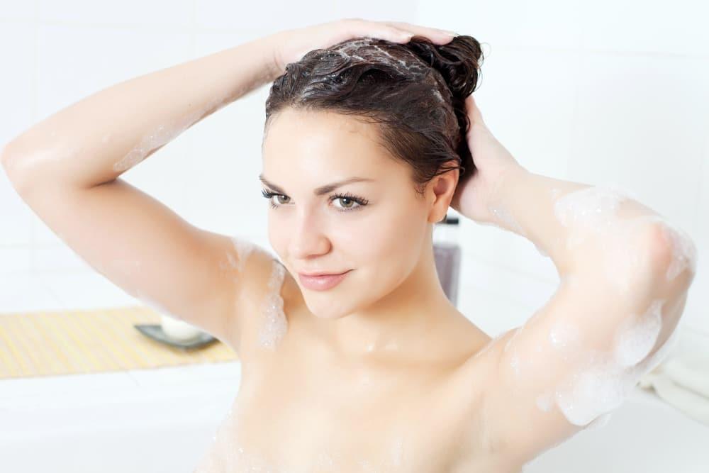 laver cheveux
