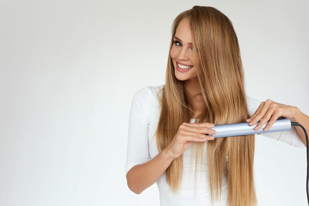 bien lisser ses cheveux