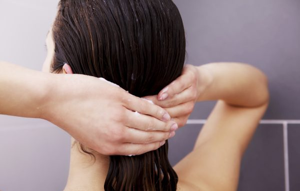 application après-shampoing