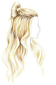 separation cheveux explication