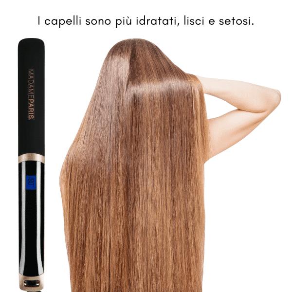 Piastra per capelli Nina