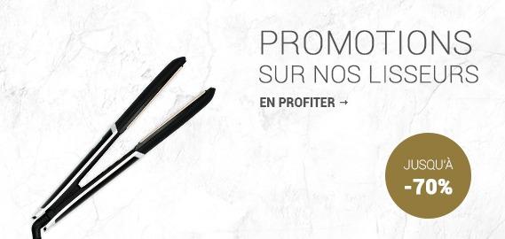 promotion lisseurs madameparis