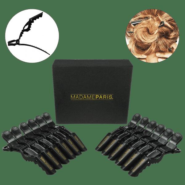 packaging hairclip madameparis